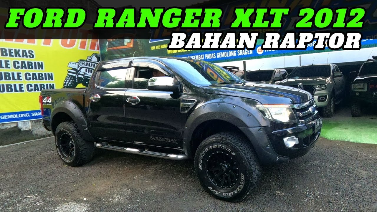 FOR SALE FORD RANGER XLT 2012 || ASLI HITAM ||