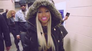 Nicki Minaj Vlog