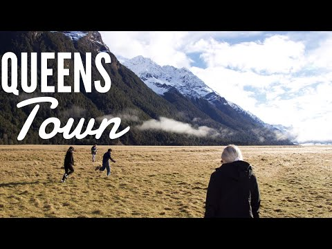 VISITING QUEENSTOWN, NEW ZEALAND