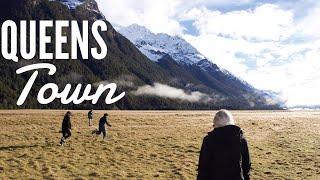 VISITING QUEENSTOWN, NEW ZEALAND