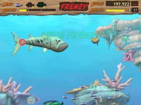 Feeding Frenzy 2-Shipwreck Showdown Stage10.Barracuda Alert!