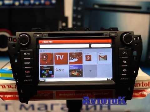 Инструкция подключения 3G модема на примере автомагнитолы Winca S100 WinCE6