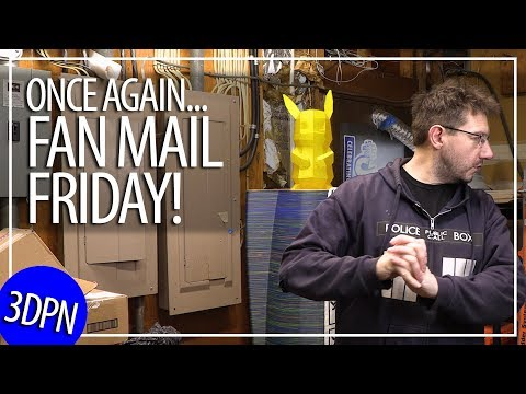 Fan Mail Friday - See You at Factory Two in Flint, Michigan!