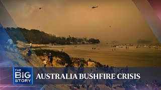 Australia bushfire crisis | THE BIG STORY | The Straits Times