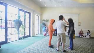 Orlando Anime Day 2013 - 50 minutes random footage, walking, gaming, dancing, selling floor