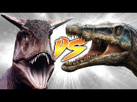 CARNOTAURUS VS BARYONYX [Who Would Win?]