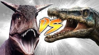 CARNOTAURUS VS BARYONYX [Who Would Win?]