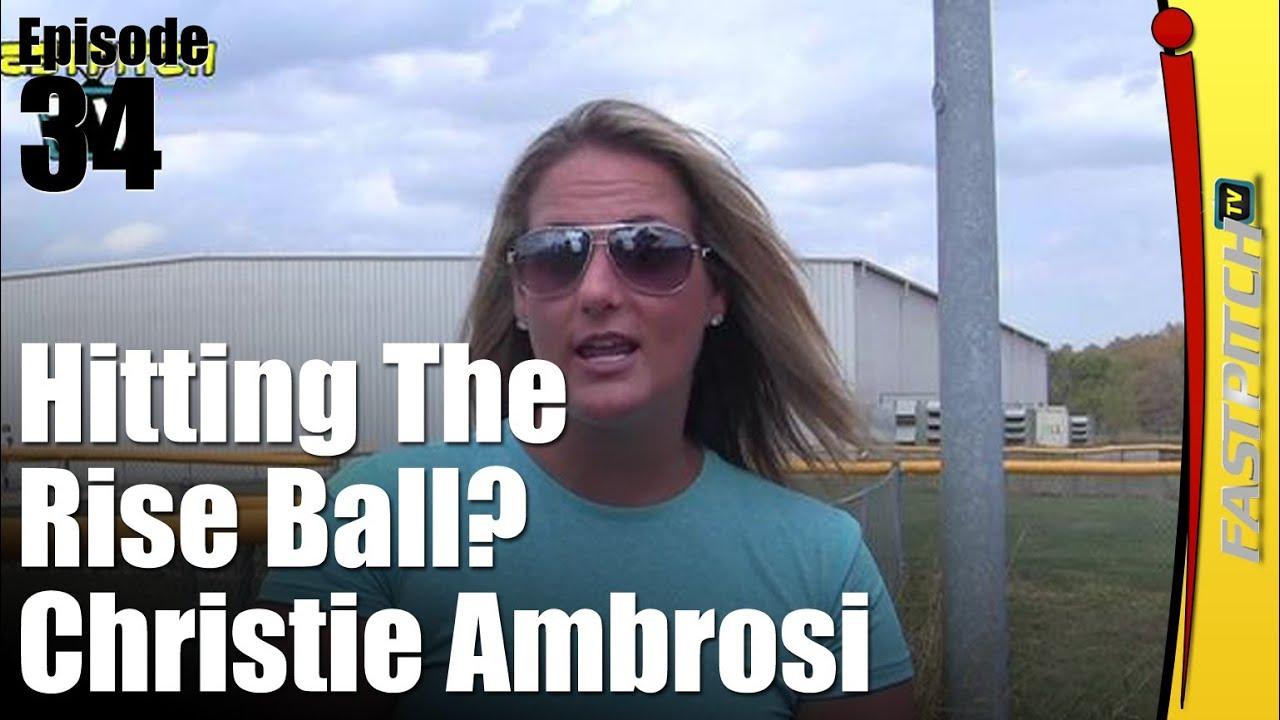 Softball Drills & Tips: Hitting The Rise Ball | Fastpitch TV