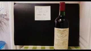 Vinos De Colección Vega Sicilia