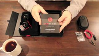 Beats By Dre Powerbeats Unboxing & Overview