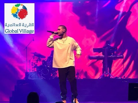 Strip that down - Liam Payne live at Global village 2018 Dub