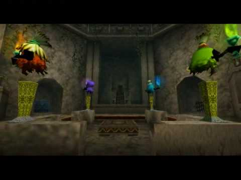 Legend of Zelda Ocarina of Time Walkthrough 07 (4/8)