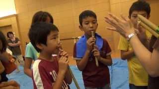 「竹の声音楽祭2013」2日目ダイジェスト(2013年8月4日)