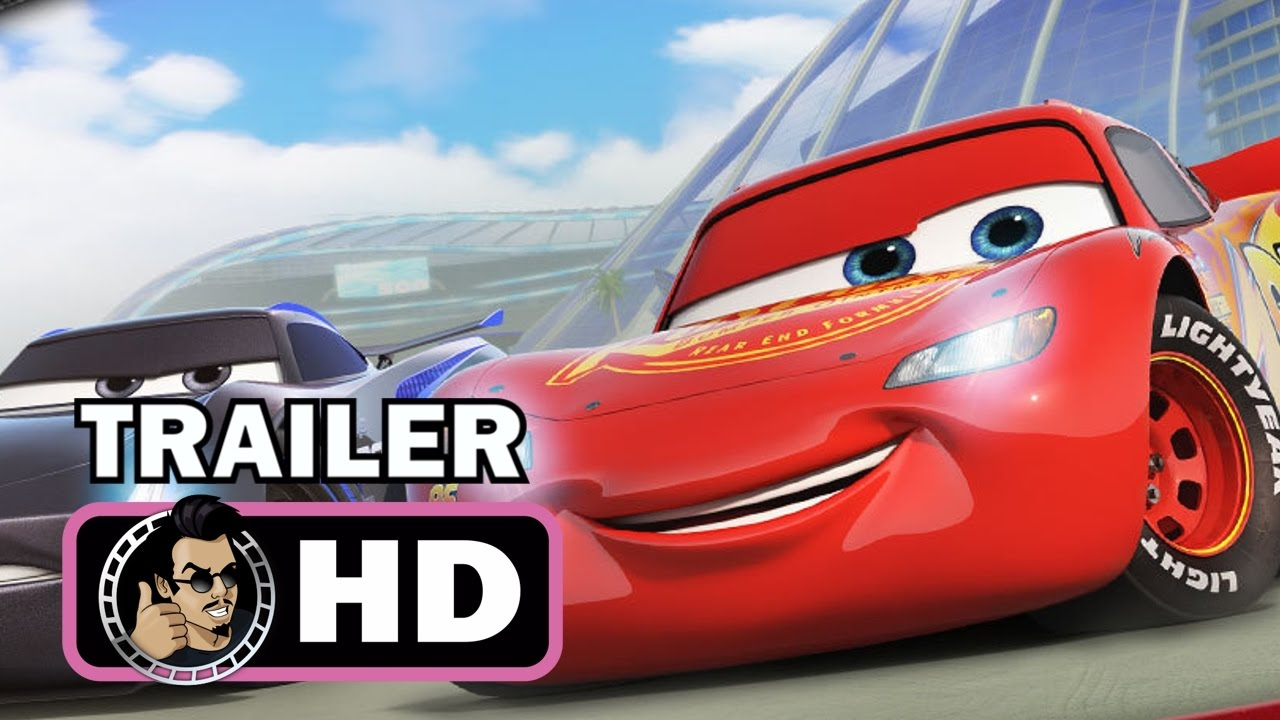 cars 3 driven to win official trailer 2017 ps4 animated. Black Bedroom Furniture Sets. Home Design Ideas