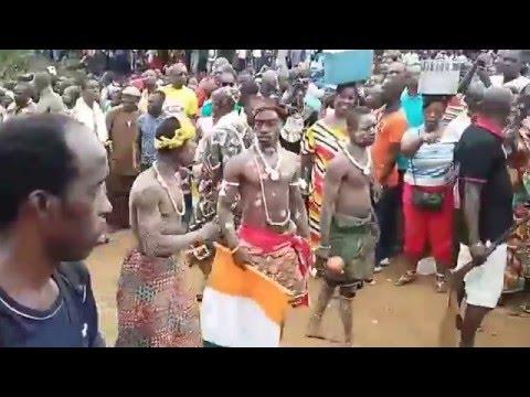 Fête de la Génération  MOUNAN Anyama Adjamé Posté par Dr Diahou Abidjan