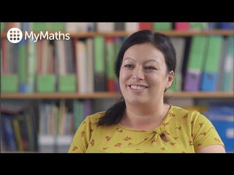 MyMaths online maths activities at school and at home