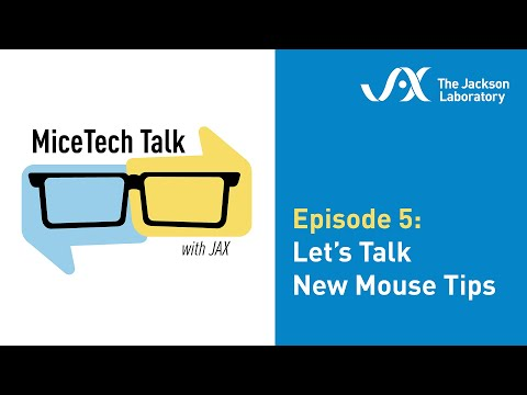 MiceTech Talk Episode 5: Let's Talk New Mice Tips