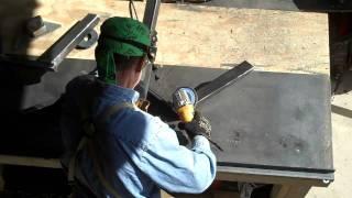 Making Log Furniture By Mitchell Dillman Rock-n-log.com