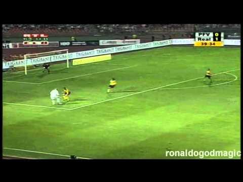 2005 Ronaldo vs Ferenc Puskas Team