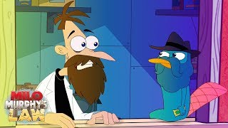 Dr. Doof's Best Moments | Milo Murphy's Law | Disney Channel