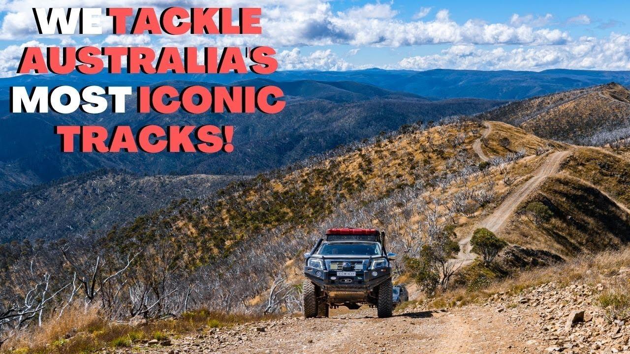 TRIP OF A LIFETIME! Australia's Victorian High Country 2021 - Tom Groggin, Davies Plain Track, Dargo