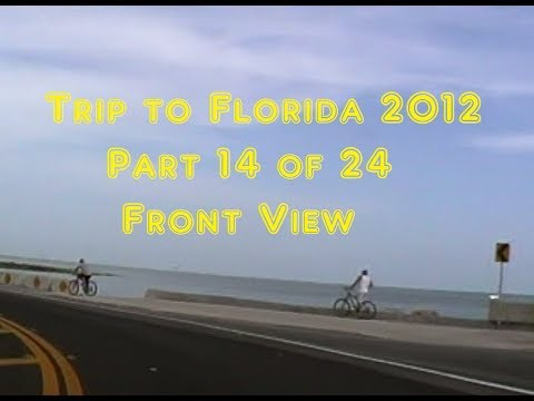 Trip to Florida 2012 | Front View | 14 of 24 | From Key West, FL to Pompano Beach, FL