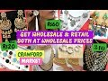 Crawford market- MUMBAI'S CHEAPEST JEWELLERY MARKET.