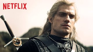 The Witcher streaming 2