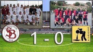 TORNEO DI SINNAI 2013 - SA BREGUNGIA vs GHANAMALA 1-0