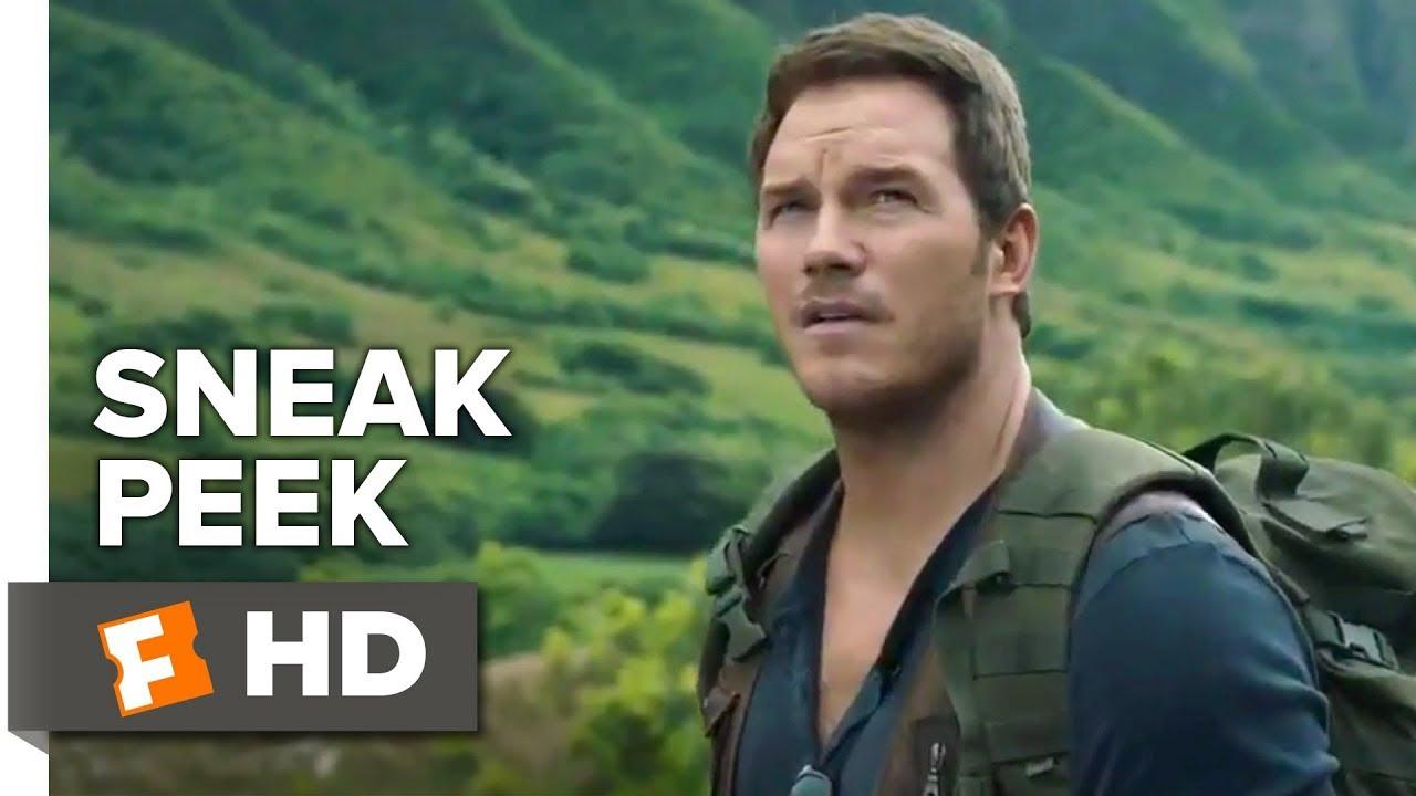 Jurassic World: Fallen Kingdom Sneak Peek #3 (2018) | Movieclips Trailers