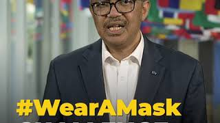 #WearAMask Challenge - Do It All