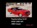 Toyota Celica A60 GT Coupe 1983-1985