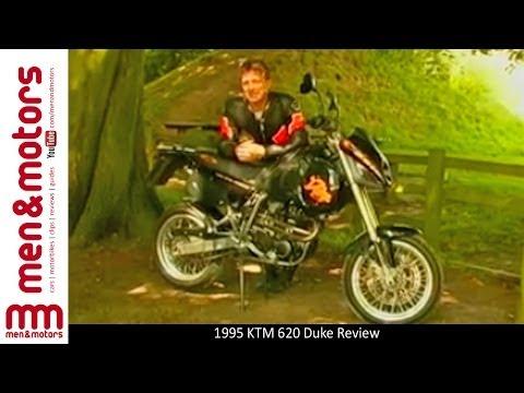 1995 KTM 620 Duke Review