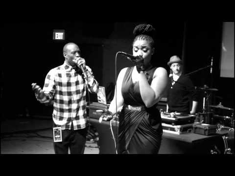 Dutch ReBelle - Goddess (Boston Music Awards 12/14/14)