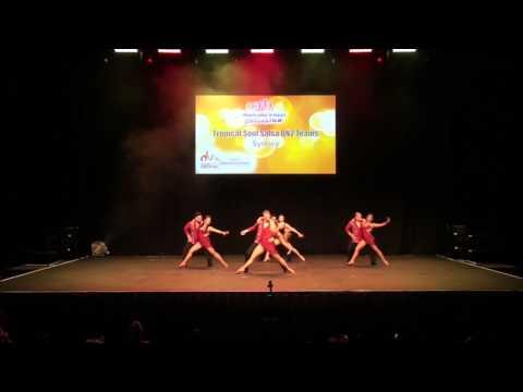 Sydney Latin Festival 2017 - Tropical Soul Salsa On2 Teams