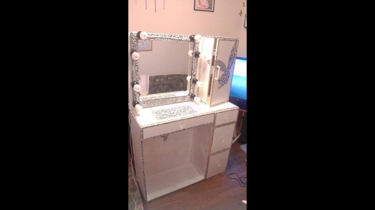 Manualidades como hacer tu propio tocador juancarlos960 for Quiero tus muebles