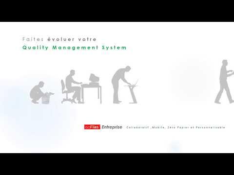 IsoFiles Proposition de Valeurs Entreprise Quality Management System