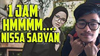 Video CHALLENGE HMMMM 1 JAM NISSA SABYAN - KUAT GAK YAK ? download MP3, 3GP, MP4, WEBM, AVI, FLV Juli 2018