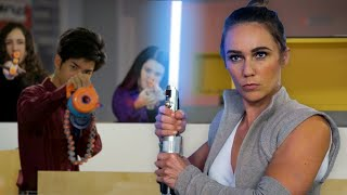 Nerf Star Wars 2: The Last Office Jedi