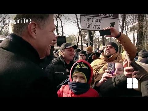 Paradă Militară Naţională de la Bucureşti, de Ziua Naţională a României - 1 Decembrie