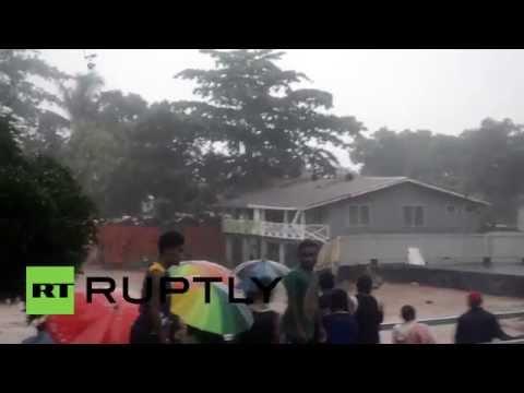 Solomon Islands: Deadly flash flooding ravages Honiara