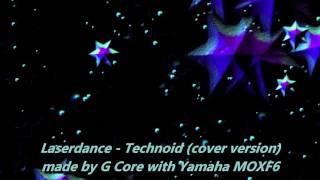 Laserdance - Technoid (cover) - Yamaha MOXF6