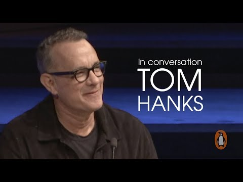 Tom Hanks In Conversation With Gabby Wood