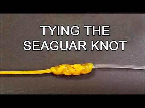 Tying The Seaguar/Lefty Kreh Knot