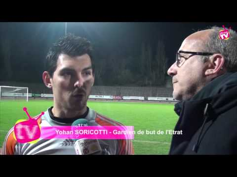Football PHR - OV vs L'ETRAT LA TOUR