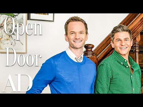 Inside Neil Patrick Harris and David Burtka's Home That Has a Magic Office  Architectural Digest