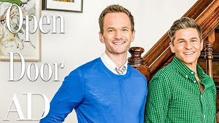 Inside Neil Patrick Harris and David Burtka's Harlem Townhouse