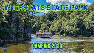 INTERSTATE STATE PARK WISCΟNSIN Camping 2020
