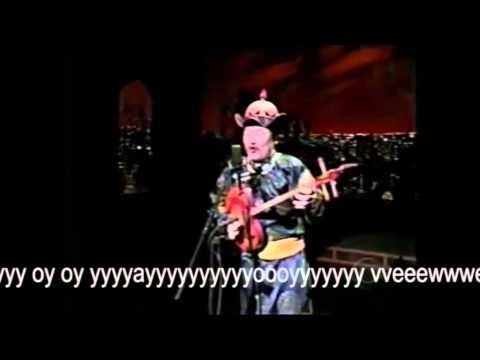"""Atilla Ate'den Yavuz İğret""""e - Gılgamış destanı film müziği - Karaoke"""