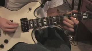 Dean DiMarzo - Summer Romance Saxophone Solo (Guitar)